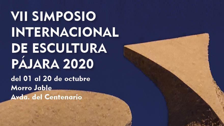 Simposio Internacional de Escultura Pájara 2020
