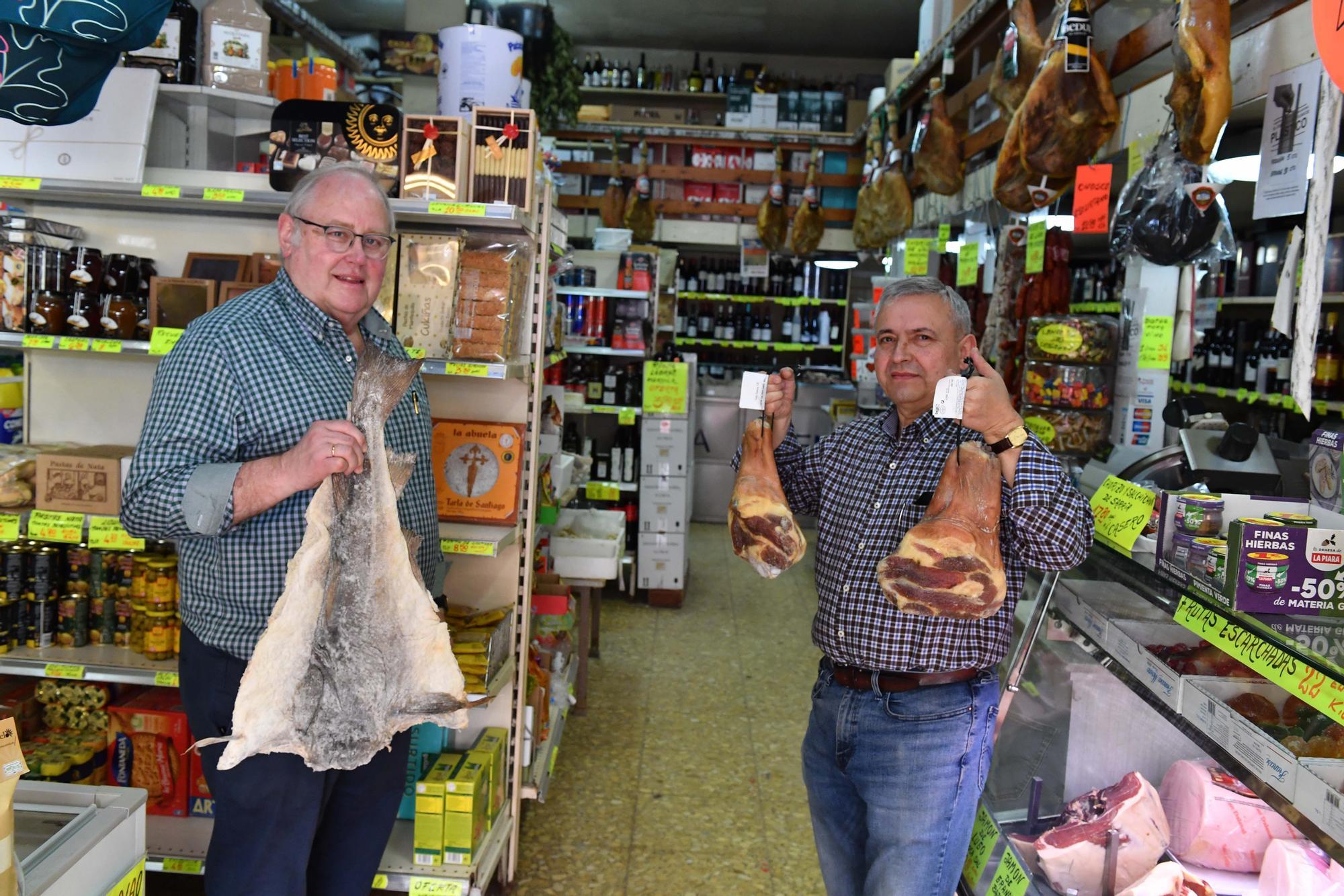 Casa Cuenca A Coruña: el templo de la alimentación se vende