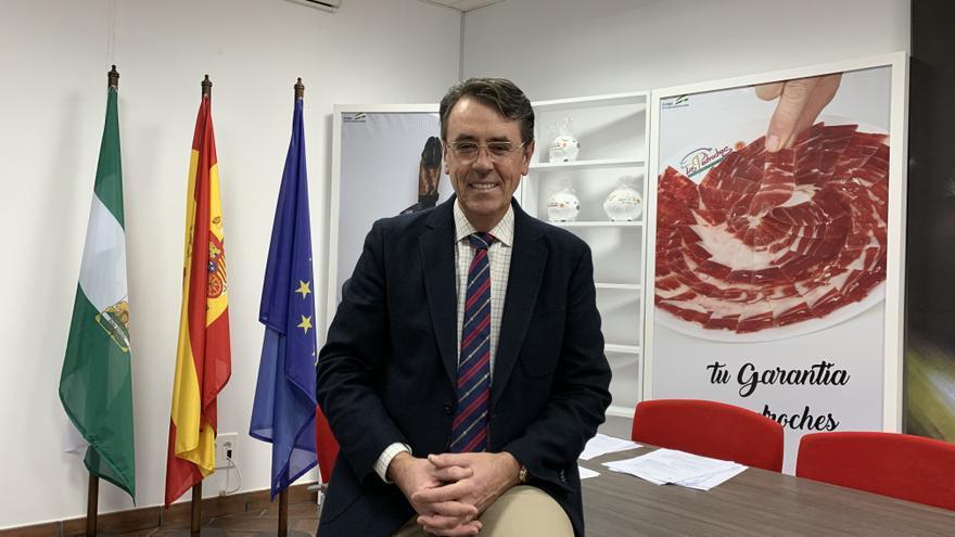 """Antonio Jesús Torralbo: """"El sector productor de la alimentación ha sido ejemplar"""""""