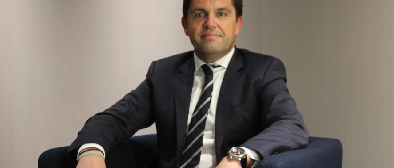 Alejandro Haligua es el nuevo director de zona de BBVA en Alicante