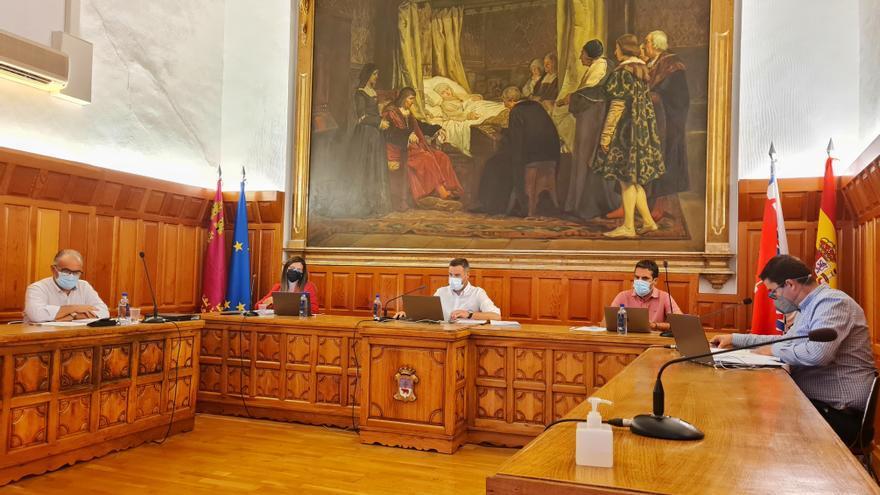 El Ayuntamiento de Caravaca pone en marcha un Plan de Control Financiero