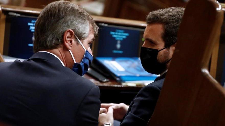 El PP presiona para que Sánchez retire la reforma del CGPJ
