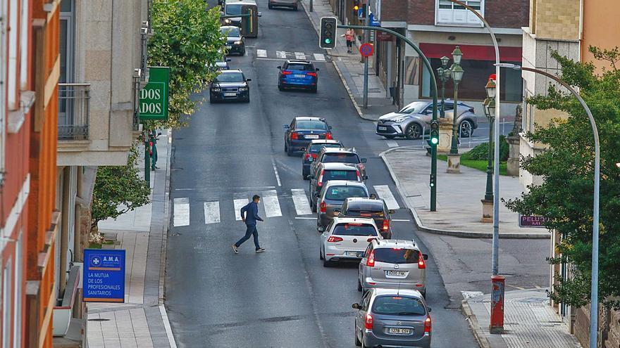 Vilagarcía solo cuenta con 32 coches ECO o cero emisiones de los 25.000 censados