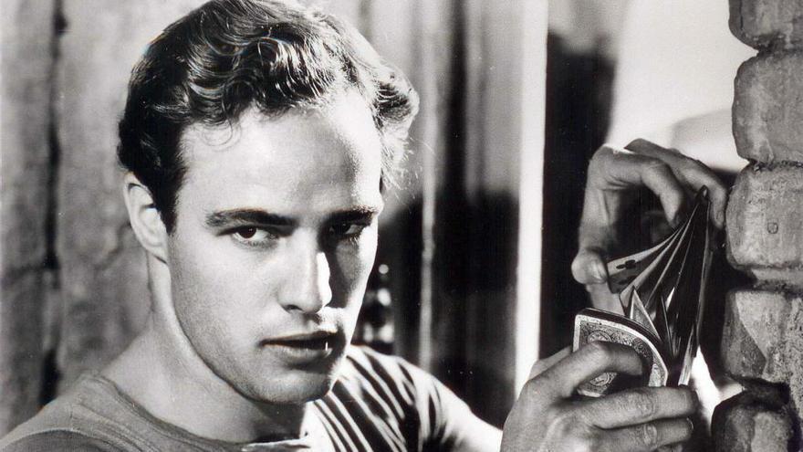 Cinco curiosidades de la vida de Marlon Brando que no sabías