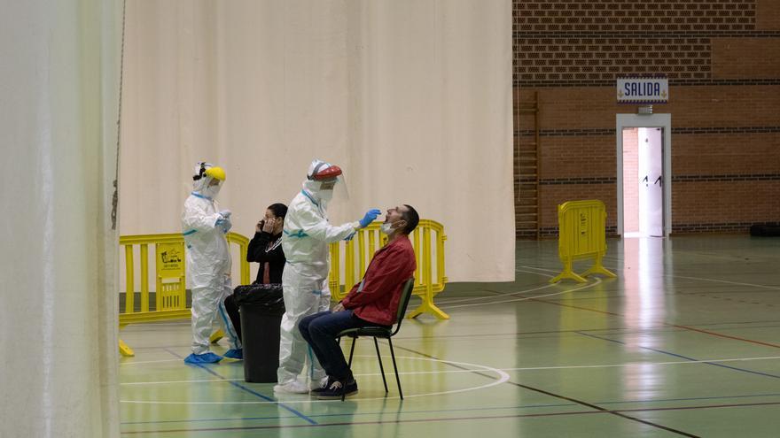 Coronavirus en Murcia | Dos mil caravaqueños se someten a una PCR tras ocho brotes en el municipio