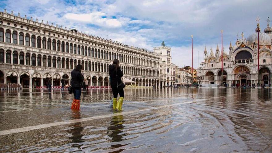 El cambio climático se cebará en el Mediterráneo por varios frentes