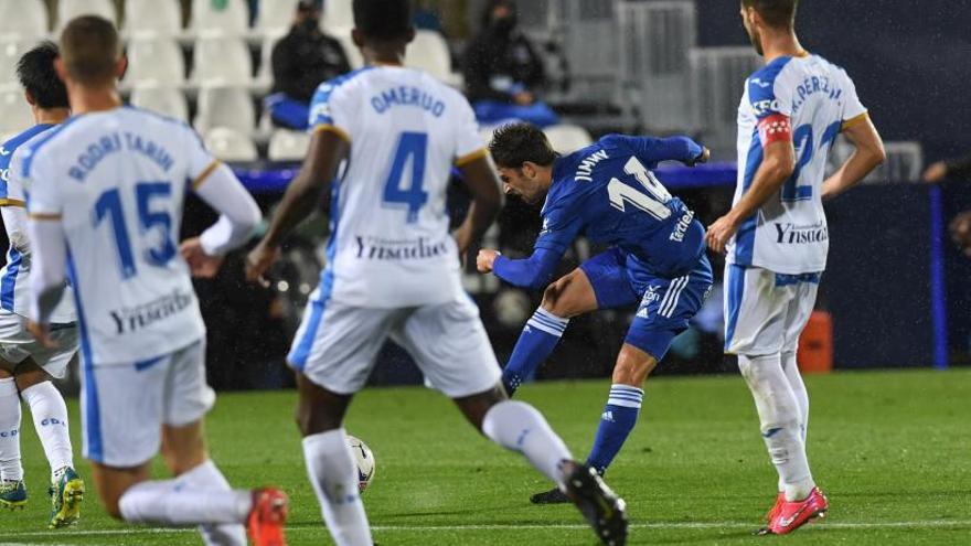 Próximo rival azul: el Leganés acumula dos pinchazos consecutivos antes del choque frente al Oviedo
