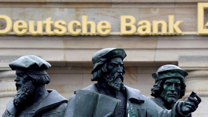 El Deutsche Bank suprimirá más de 7.000 puestos de trabajo en todo el mundo