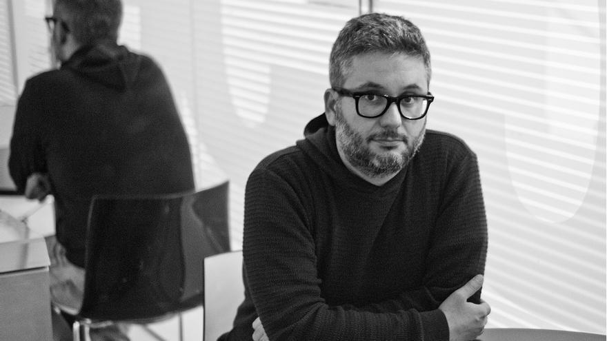 """Antonio M. Fraga: """"Decidir que queres ser na vida é moita presión"""""""