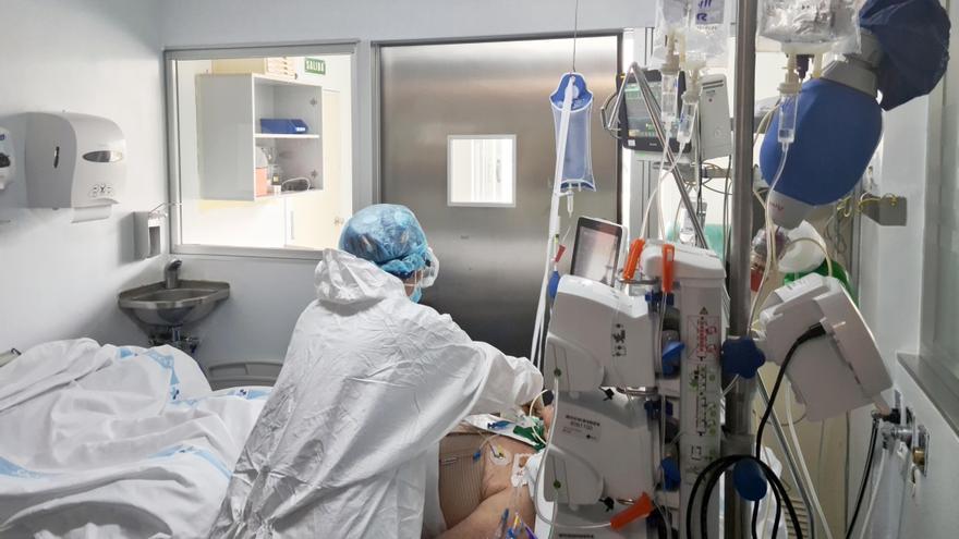 La pandemia en Castilla y León: 5 muertos y 294 nuevos contagios