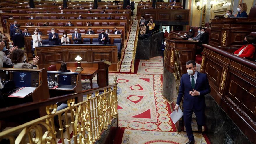 El Congreso debate recortar las competencias del CGPJ