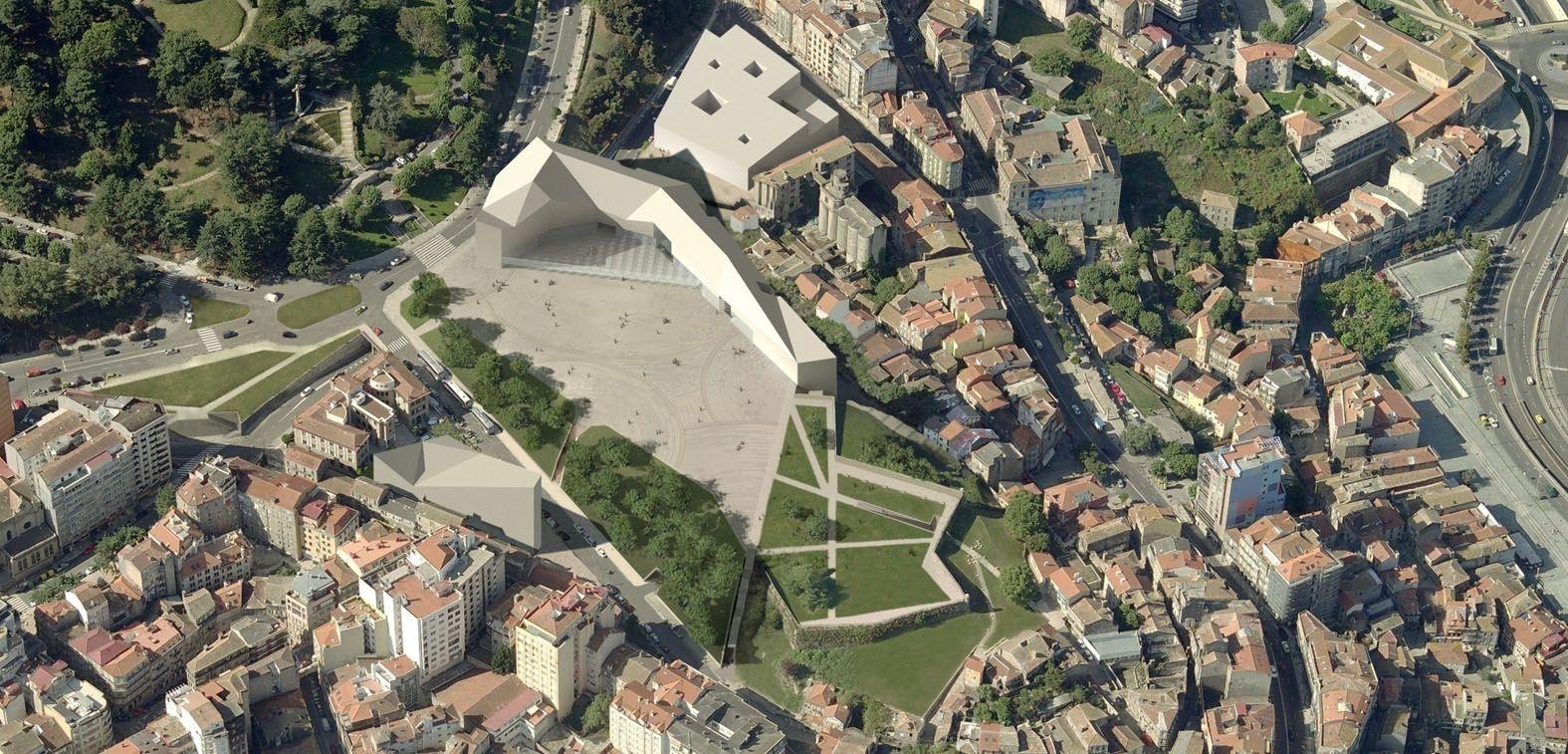 El Vigo soñado: 15 proyectos que se quedaron en el cajón