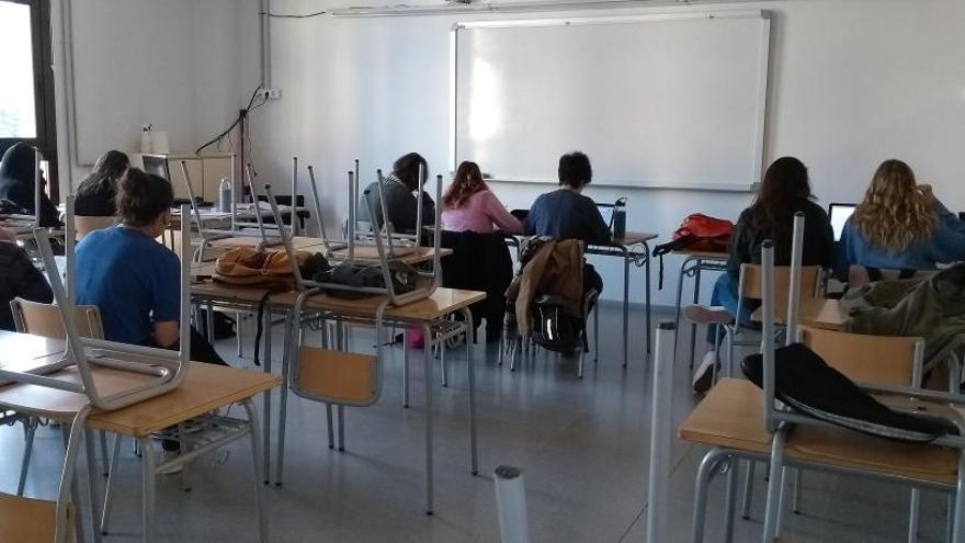 A partir de la setmana que ve hi haurà activitats lectives digitals per l'alumnat
