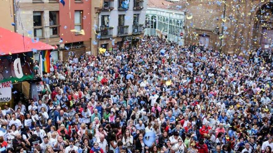 """Las fiestas locales más """"made in"""" Oviedo"""
