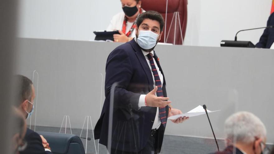 López Miras intenta paralizar la aplicación de la ley Celaá en la Región