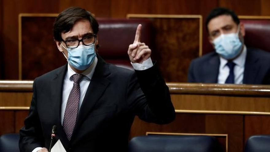 Illa pide al PP que se centre en combatir al virus