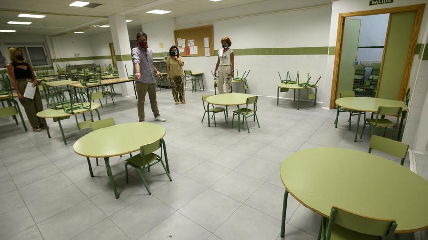 Murcia reclama al Gobierno que amplíe a 2021 el Fondo Covid para educación