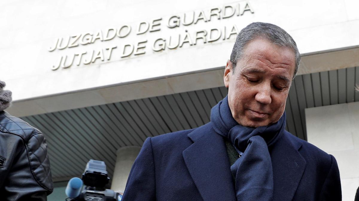 Eduardo Zaplana.