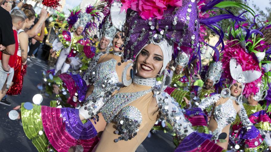 Las Palmas de Gran Canaria suspende el Carnaval de 2021