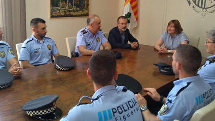 Figueres complementarà la plantilla de la Guàrdia Urbana amb la creació d'un cos de vigilants municipals