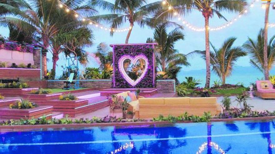 La isla del amor