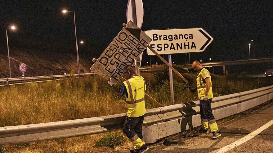 Los zamoranos que crucen a Portugal podrán ser multados pese a la apertura de frontera