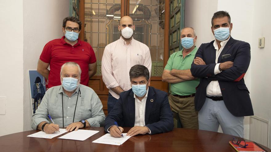 Personas con Down podrán hacer prácticas administrativas en el Consorcio Provincial de Bomberos