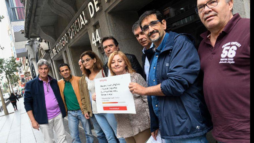 El Colegio de Médicos de Las Palmas reanuda el proceso electoral de 2018 para elegir presidente