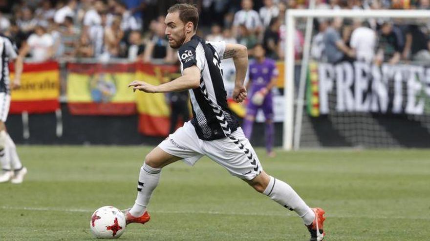 El Castellón comunica a Cristian Herrera que no cuenta con él