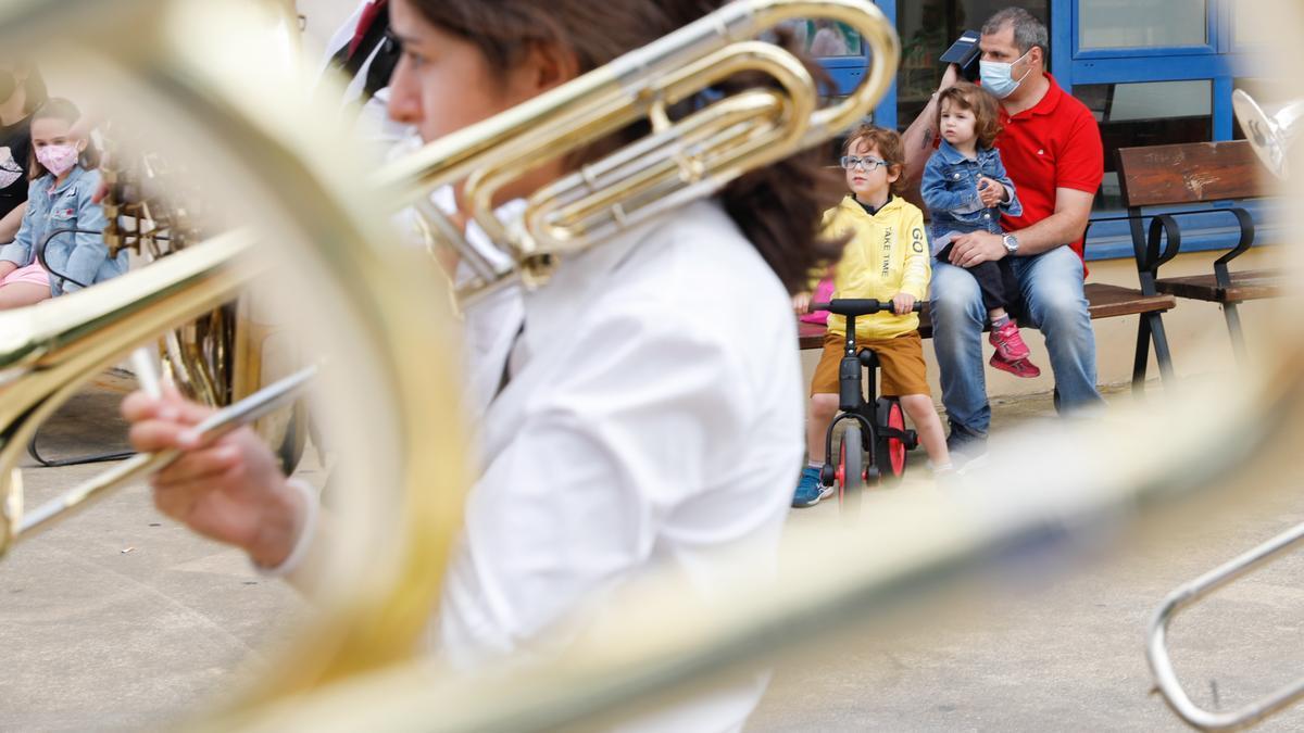 Banda de Música de Corvera.