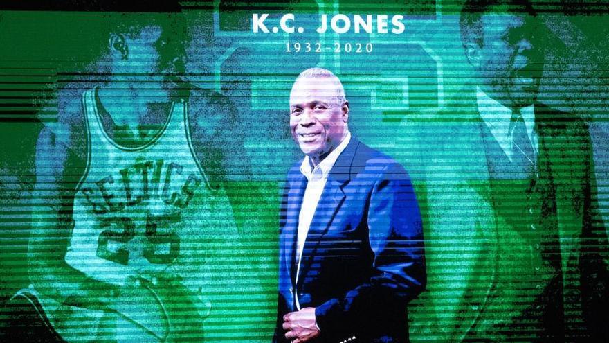 Muere K.C. Jones, leyenda de la NBA con los Celtics