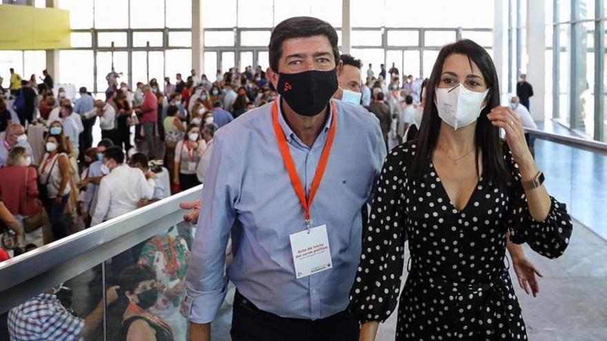 Cs se atribuye el cambio en Andalucía