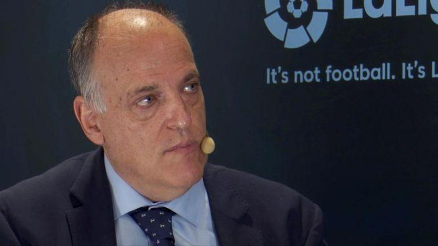 ¿Qué le ha pedido Javier Tebas al Castellón en la bienvenida de LaLiga?