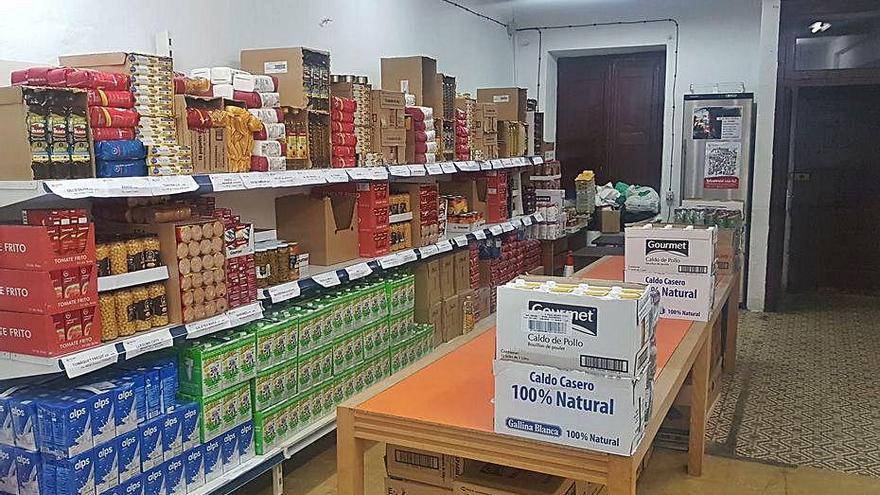 Breda va recollir 3.475 quilos de menjar en el Gran Recapte d'Aliments