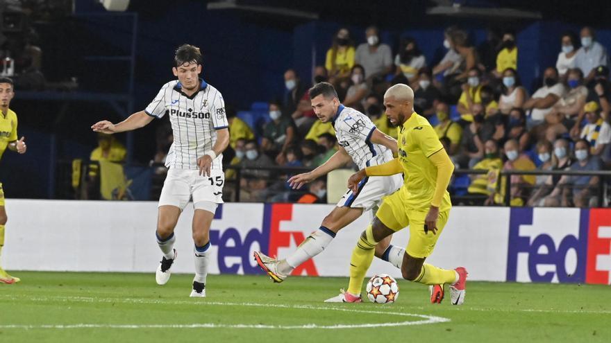 Así te hemos contado el Villarreal y Atalanta de Champions (2-2)