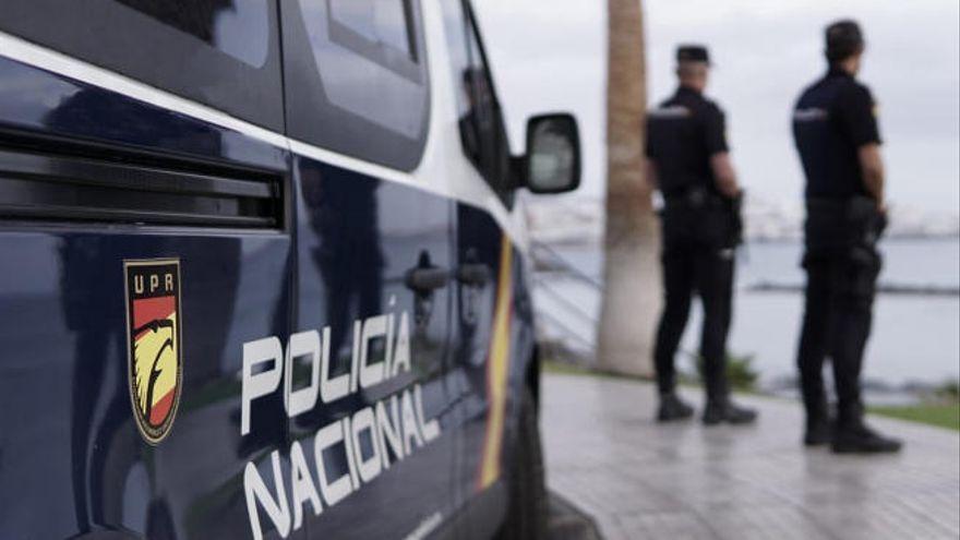 Encuentran en Candelaria a una mujer desaparecida en La Laguna