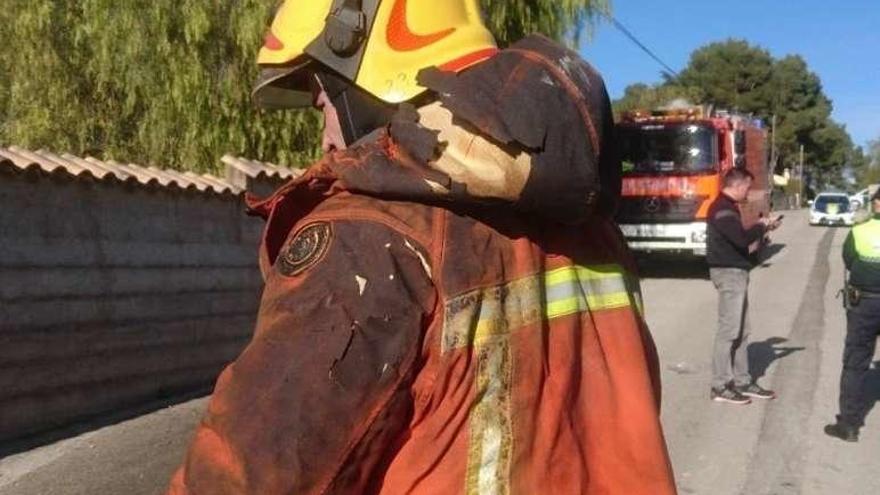 Dos bebés gemelas fallecen en el incendio de su casa en la ciudad valenciana de Ontinyent