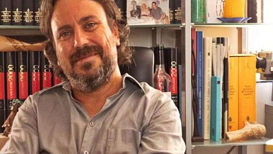 Alberto Chessa presenta 'Anatomía de una sombra'