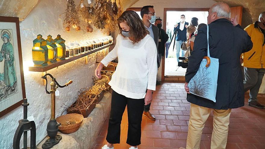 Visita cultural de Armengol en Menorca