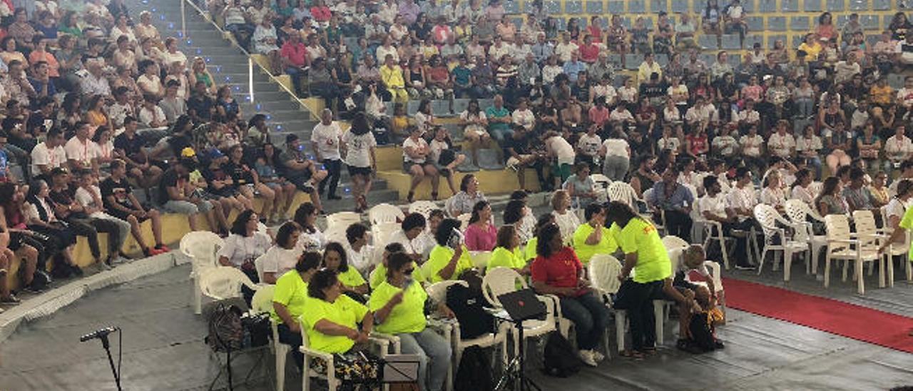 Jóvenes diocesanos la lían en Lanzarote