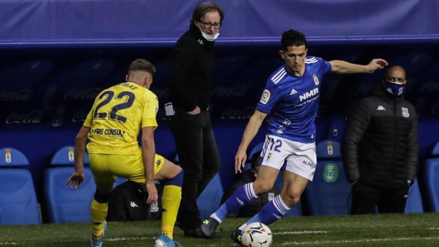 Al Oviedo se le llena la enfermería: Las lesiones de Nieto, Javi Mier y Viti obligan a Ziganda a dar oportunidades a otros jugadores