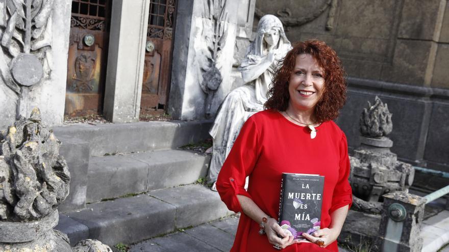 La historiadora Pilar Sánchez Vicente da vida a supuesta hija de Jovellanos