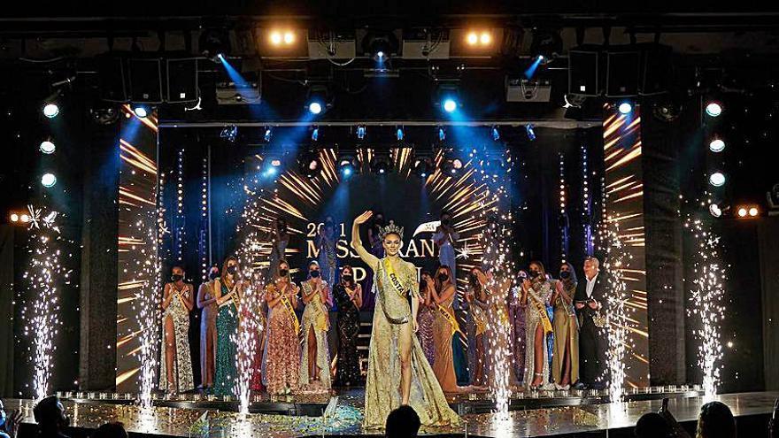 Miss Grand Las Palmas destina su recaudación a Pequeño Valiente