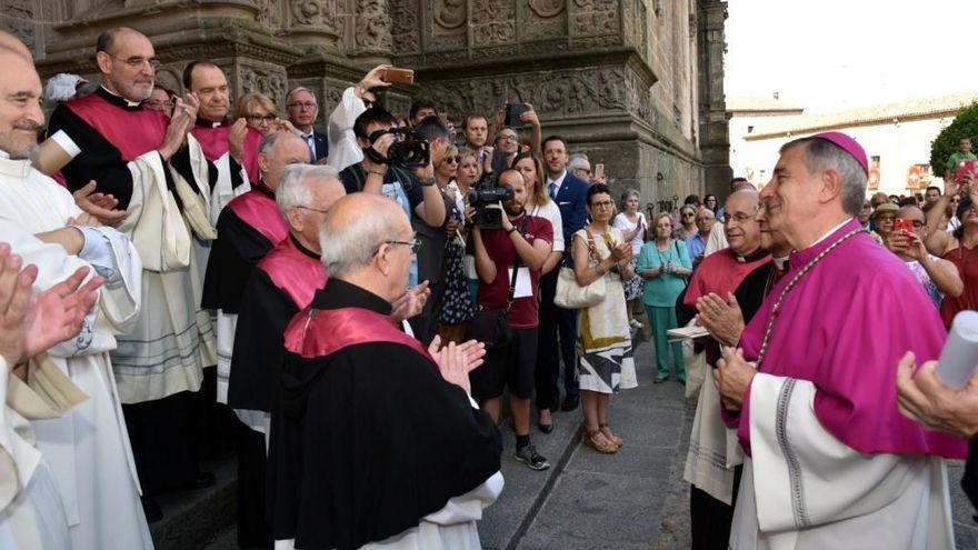 Una mujer, por primera vez en la curia diocesana de Plasencia