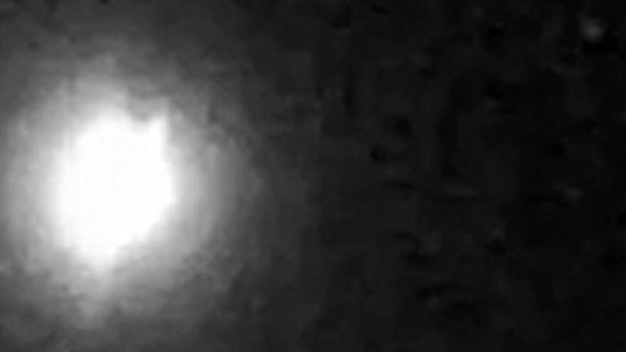 Detectan una bola de fuego sobrevolando el sur de Andalucía a 39.000 km/hora
