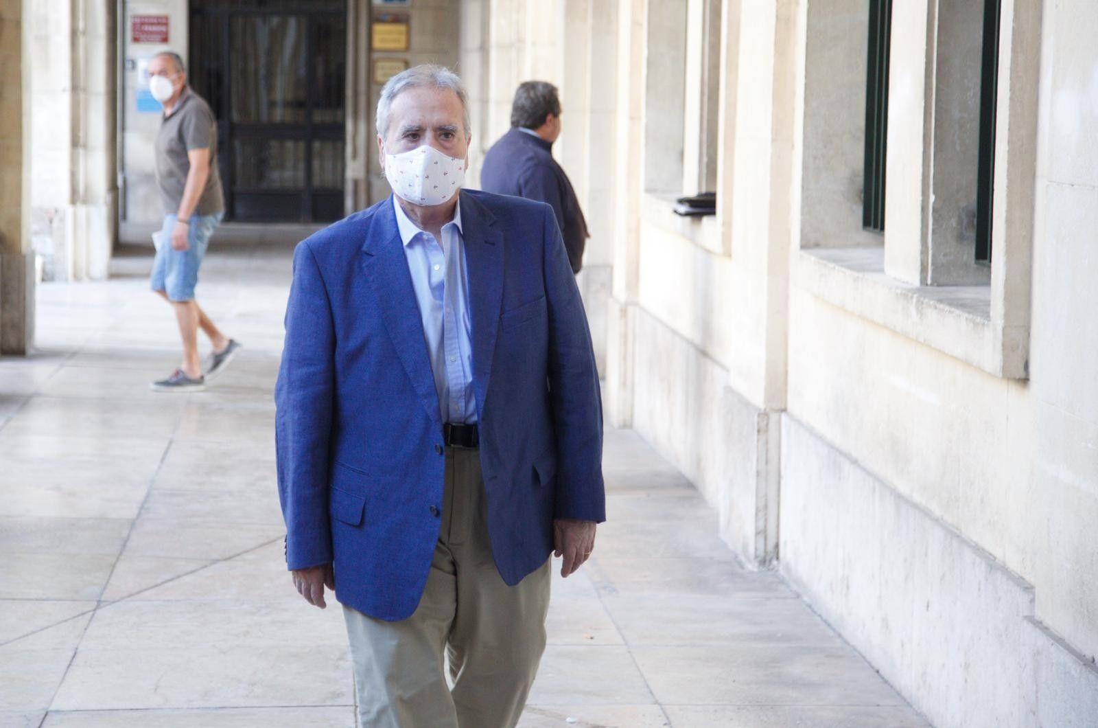 Nueva jornada del juicio sobre el supuesto amaño del PGOU de Alicante