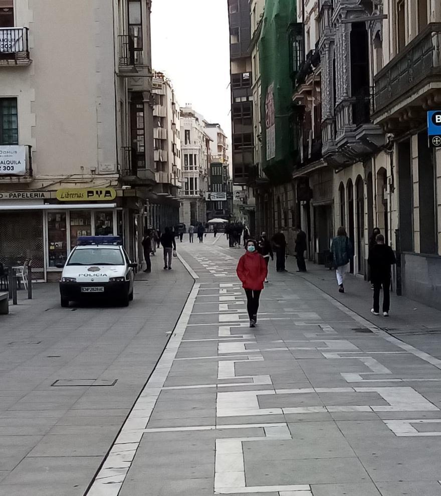 Roban durante la madrugada en un establecimiento de cosmética en Zamora capital