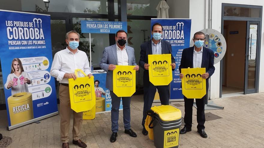 Epremasa y Ecoembes ponen en marcha una campaña sobre el uso correcto del contenedor amarillo