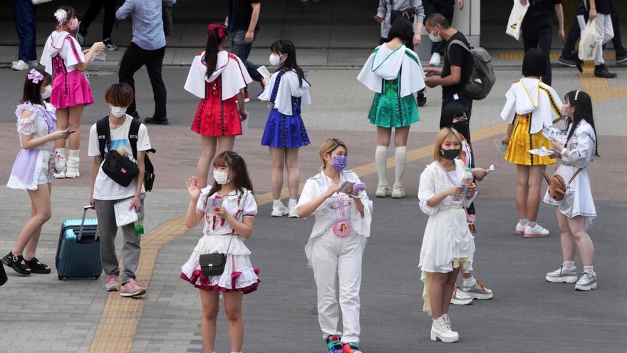 Tokio registra un nuevo récord de contagios en mitad de los Juegos Olímpicos