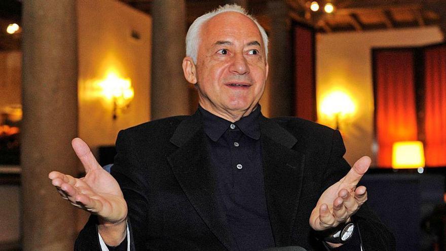 """Spivakov: """"Devuelvo mi distinción de Lukashenko por su tiranía"""""""